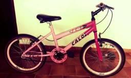 Bike Caloi aro Aero 20 pneus Slim