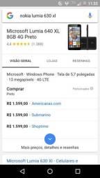 Nokia lumia 630 xl tela de 5.7