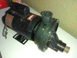 Bomba d'água Darka motor Eberle 1/2 cv