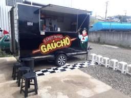 Trailer Food Truck Completo Pronto Pra Trabalhar Ano 2016