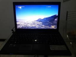 "Notebook Acer Tela 15.6"" Led HD 640Gb"