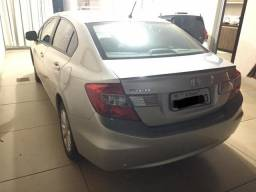 Civic Lxs 1.8 13/14 Automático - Dourados MS - 2013