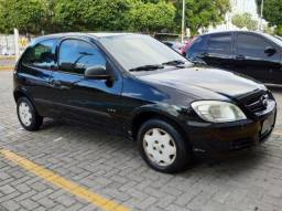 Chevrolet - Celta 1.0 Life 2007/07 Flex Preto 2º dono - 2007