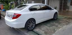 Honda civic 2014 LXR único dono - 2013