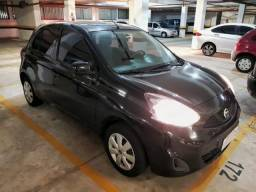 NISSAN MARCH S 1.0 16V FLEX FUEL 5P - 2015