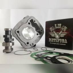 Kit Motor Titan160 3mm/c Comando Bavo Wgk