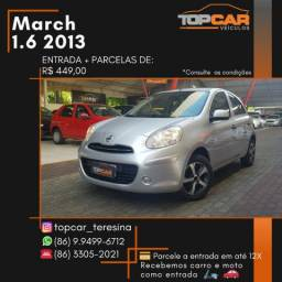 Nissan March 1.6 2013 - 2013