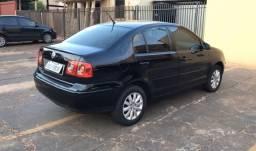 Polo Sedan 1.6 Comfortline - Completo + couro - 2010
