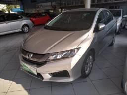 HONDA CITY 1.5 DX 16V FLEX 4P AUTOMÁTICO - 2016