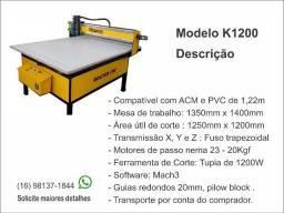 Router CNC - Modelo K1200