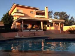 Casa em condomínio em Atibaia com 6 suítes e 5 vagas Condomínio Shambala