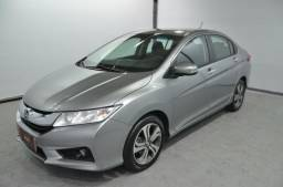Honda City EX Automatico 1.5 Revisado.Tenho.Honda Civic, Corolla, Linea. - 2015