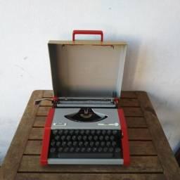 Olivetti Roma anos 60 Maquina de escrever antiga