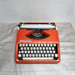 Hermes Baby Maquina de escrever antiga