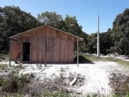 Terreno de esquina de 384 m2 a 500 metros da praia de itapoa sc