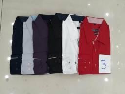 Atacado De Camisas Social Slim fit algodão egípcio 30b14b2948b
