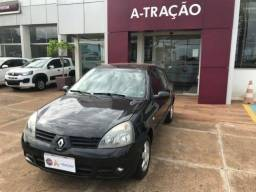 RENAULT CLIO 2008/2008 1.6 AUTHENTIQUE SEDAN 16V FLEX 4P MANUAL