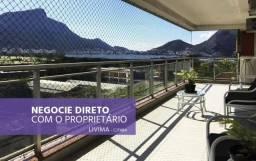 Cobertura à venda com 3 dormitórios em Leblon, Rio de janeiro cod:LIV-1436