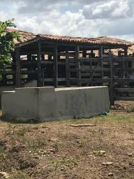 100 tarefas de terras 2 tanques e um poço artesiano Dores povoado sucupira