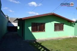 Casa com 3 dormitórios para alugar, 105 m² por r$ 1.150,00/mês - pilarzinho - curitiba/pr