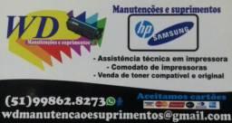 WD manutenção & Suprimentos