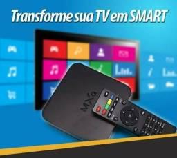 Transforme sua tv em smart-tv