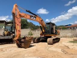 Vende-se escavadeira hidráulica jcb