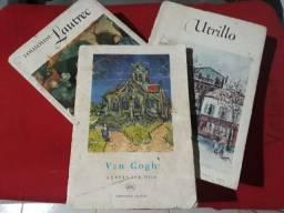 Livros: Utrilo, Lautrec e Van Gogh