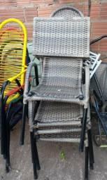 Vende se cadeiras de areas