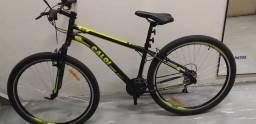 Vendo uma bicicleta nova dois dias de uso  900
