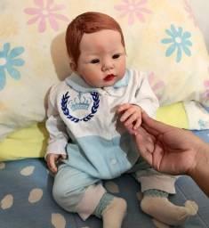 Bebê reborn abigail