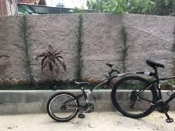 Bike reboque