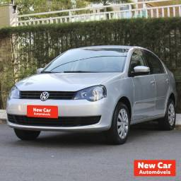 Polo Sedan 1.6 8v , 2013 C\ Pneus Novos , Air Bag , ABS , Som , Impecavel # #