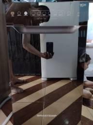 Vendo ou troco Lava Louças 10 Serviços Brastemp Slim Prata Espelhada com Ciclo Pesado 110V