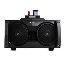 Sony FST-GTK1I - Mini-System Sony FST-GTK1I Rádio AM/FM USB 150W RMS (FSTGTK1I)<br>