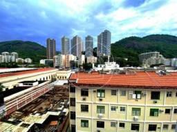 Apartamento à venda com 1 dormitórios em Botafogo, Rio de janeiro cod:886354