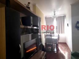 Apartamento à venda com 2 dormitórios em Pechincha, Rio de janeiro cod:TQAP20500