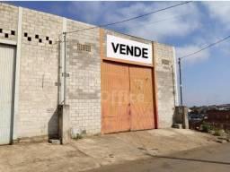 Galpão, 280 m² - venda por R$ 350.000,00 ou aluguel por R$ 2.000,00/mês - Calixtolândia -