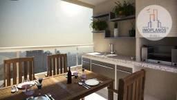 Apartamento com 1 dormitório à venda, 55 m² por R$ 170.000,00 - Jardim Real - Praia Grande