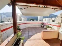 Apartamento à venda com 3 dormitórios em Laranjeiras, Rio de janeiro cod:23340