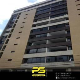 Apartamento com 4 dormitórios à venda, 125 m² por R$ 480.000,00 - Jardim Oceania - João Pe