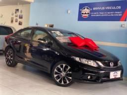 Honda civic 2016 2.0 lxr 16v flex 4p automÁtico
