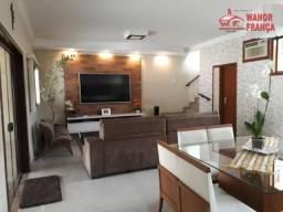 Casa com 3 dormitórios à venda, 200 m² por R$ 950.000,00 - Parque das Alamedas - Guarating