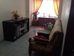 Apartamento com 1 dormitório à venda, 57 m² por R$ 195.000,00 - Vila Guilhermina - Praia G
