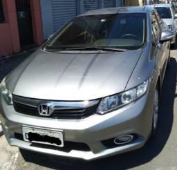Honda Civic 2.0 LXR 2013/2014 todas revisões Honda