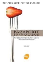 Passaporte para o sabor : Tecnologias para a elaboração de cardápios