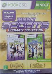 Jogo para Xbox 360 - Kinect Sports Collection