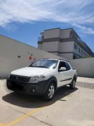 Fiat Strada Hard Working Cabine Dupla 2018