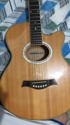 Violão Fremaan elétrico