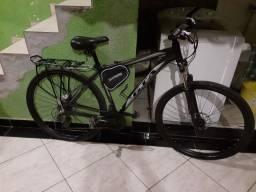 Bike Aro 29 GTA Montada, Freio Hidráulico Shimano